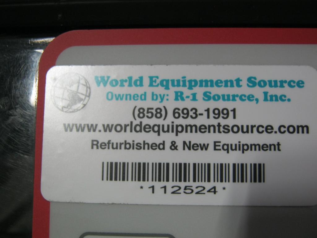 Smtech Screen Printer Table Top Id 112524 World Equipment Source Stencil Printing Machine Circuit Board Mpm Printers
