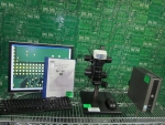 Caltex VZM-40 3-D Digital-Video Measurement  Inspection System - ID 112280