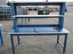IAC Technician Workbench W/Double Riser_ID 112405