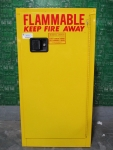 SECURALL 16 Gal. Flammable Storage Cabinet_ID 113052