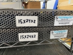 In-Line Cleaner Board Basket Medium 15x24x2, Lot of 2 ID_113269