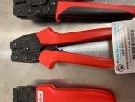 Molex Hand Crimp Tools, Lot of 3 ID_113300