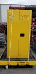 EAGLE Model 6010 Flammable Liquid Safety Storage Cabinet_ID 140003