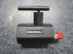 Enerpac  V66 Manually Operated Check Valve with Built-in Relief Valve
