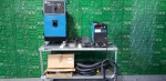 Miller Dynasty 200 SD Tig Welder W/Miller Filtair 130 Fume Extractor and other extras_140165