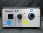 Volpi MGF. Intralux 4000 Fiber Optic Light Source_ID 15595