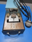 Hepco Model 3000-2 Lead Forming & Cutting Machine with Foot Pedal - ID 39816