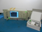 ADVANTEST U3771 9 KHz-43 GHz Portable Spectrum Analyzer w/GW212 Serial Server