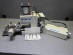 MICROTEK PNEUMATIC PUNCH CRIMP PRESS M# 4806 - ID 51734