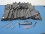Vibratory Feeders Spare Top Plate Parts (lot of 20) - ID 52000
