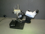 Bausch & Lomb Stereo Zoom 4 Microscope W/Light & Boom Stand_ID 52269