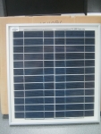 Lot of 20 Solar Panels 16 Watt/12V_ID 54020