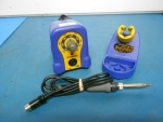 HAKKO FX-888-23BY Soldering Station, 70W, ESD Safe w/Iron & Stand