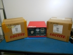 Loctite 2033850 EQ HM20 PUR Controller w/ (2) EQ HM20 ml PUR Dispense Head Lot of 3