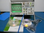 AGILENT / HP 54622D Oscilloscope 100MHz 200MSa/s 2+16 Channels