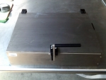 RF Shielded Box Stainless Steel ~16x12x4 ID_60451