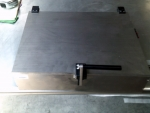 RF Shielded Box Stainless Steel ~16x12x4 ID_60453