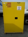 45 Gallon Flammable Liquid Storage Cabinet H-1564S-Y_ID 113128